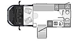 Wheelchair Accessible Motorhomes, Wheelchair Accessible Touring Carvans, Wheelchair Accessible Vehicles I Coachbuilt I England