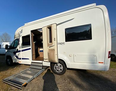 2019 LIV Swift Escape 664 I Wheelchair Accessible Motorhome I Coachbuilt I Nuneaton I UK