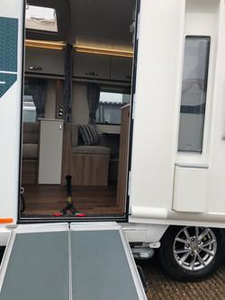 Wheelchair Accessible Caravans