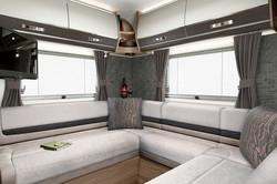 Swift KonTiki Sport Motorhome I Rear Lounge I Coachbuilt Leisure Vehicles I Nuneaton I UK