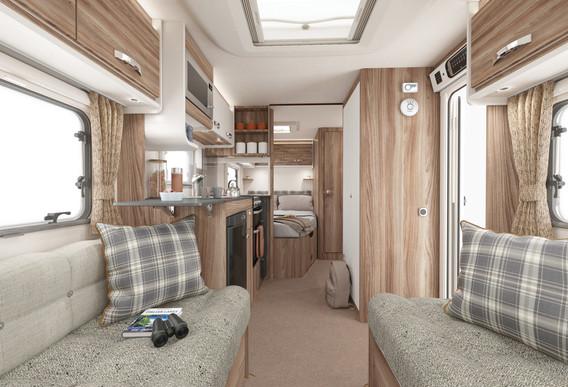 Swift Sprite Alpine 4 I Leisure Vehicles by Coachbuilt I Nuneaton I Warwickshire