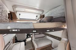 Swift KonTiki Sport Motorhome I Drop Down Bed I Coachbuilt Leisure Vehicles I Nuneaton I UK