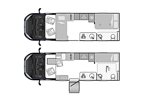 Wheelchair Accessible Motorhome Hire