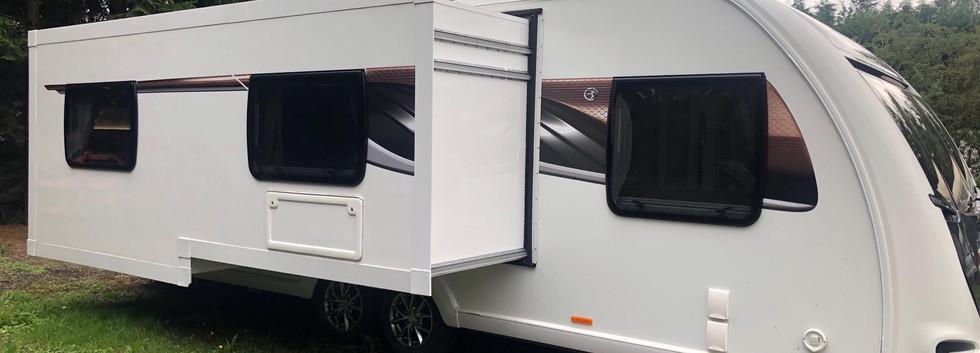 2018 LIV. Swift Conqueror 630 whhelchair accessible caravan I Coachbuilt I Unitied Kingdom
