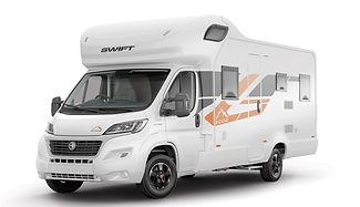 Swift Edge 494, Auto Available at Coachbuilt I Nuneaton I England
