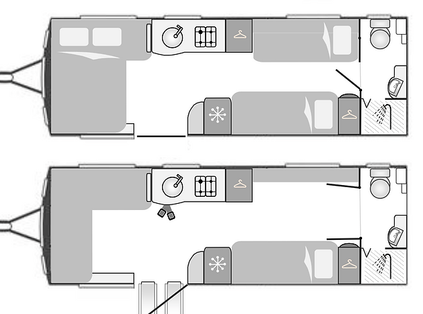 LIV. Swift Challenger 645 I Wheelchair Accessible Caravan I Coachbuilt I Nuneaton I UK