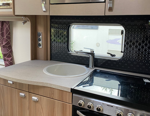LIV Swift Challenger 480 I Wheelchair Accessible Caravan I Coachbuilt I United Kingdom