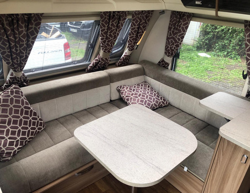 LIV. Swift Conqueror 630 I Wheelchair Accessible Caravan I Coachbuilt I Nuneaton I Warwickshire I UK