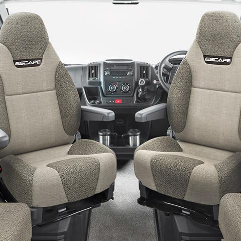 Swift Escpe 694, Auto Available at Coachbuilt I Nuneaton I England