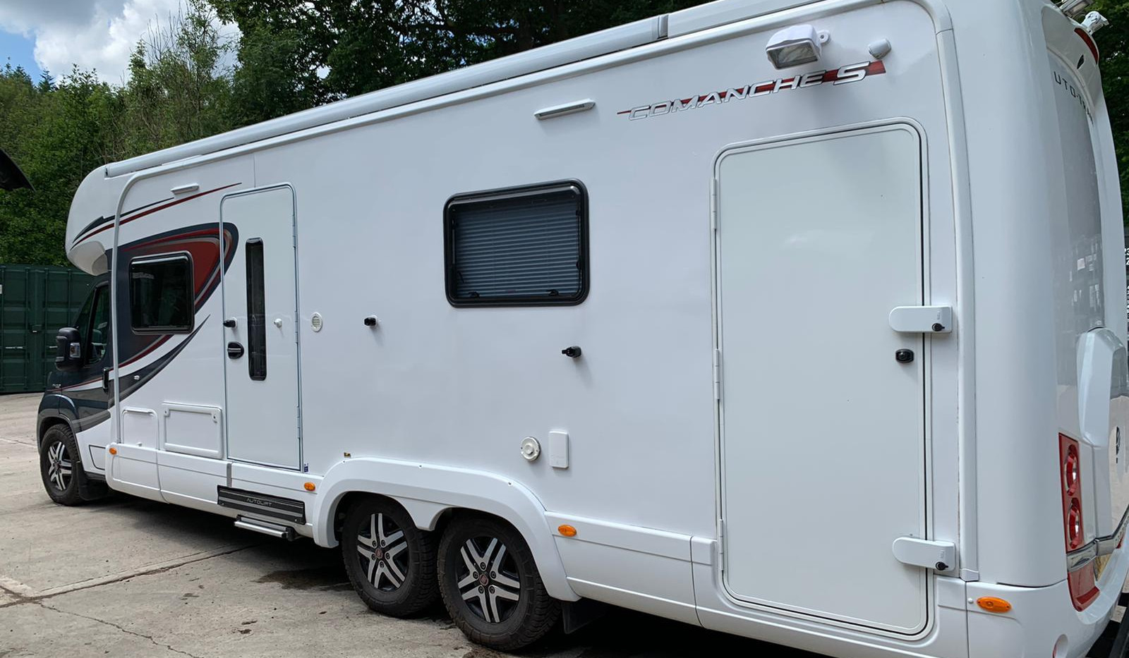 2018 LIV. AutoTrail Frontier Comanche I Wheelchair Accessible Motorhome I Nuneaton I Warwickshire I UK