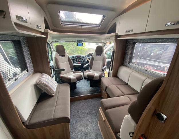 2017 Swift Escape 684 I Motorhome I Coachbuilt I Nuneaton I UK