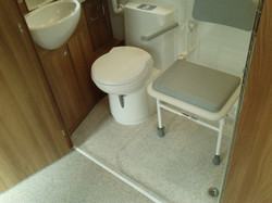 Wheelchair Accessible Motorhomes
