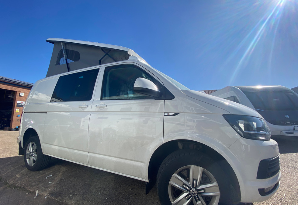 WAIV Wheelchair accessible vehicle by Coachbuilt I United Kingdom