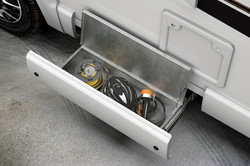 Swift KonTiki Sport Motorhome I Pannier Locker I Coachbuilt Leisure Vehicles I Nuneaton I UK