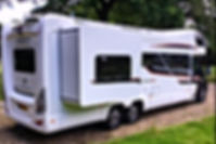 Wheelchair Accessible Motorhomes, Wheelchair Accessible touring Caravans, Wheelchair Accessible Vehicles I Coachbuilt I Englan I United Kingdom
