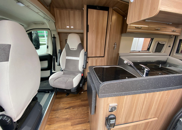 2019 LIV. Swift Select 122 wheelchair accessible campervan