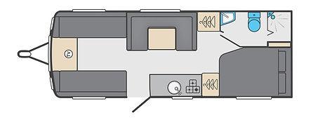 Swift Sprite Super Quattro FB I Leisure Vehicles by Coachbuilt I Nuneaton I Warwickshire