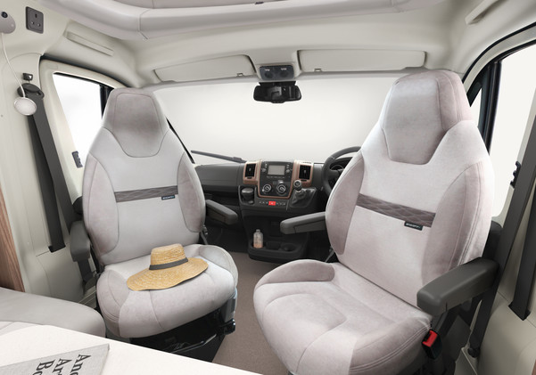 Swift KonTiki 649 I Leisure Vehicles by Coachbuilt I Nuneaton I Warwickshire