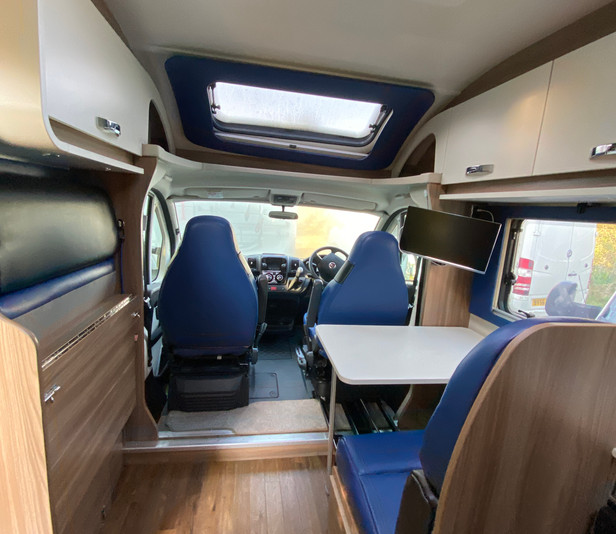 2019 LIV Swift Escape 664 I Wheelchair Accessible Motorhome I Coachbuilt I Nuneaton I UK