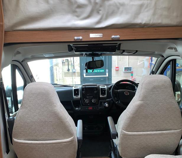 2018 LIV. AutoTrail Frontier Comanche I Wheelchair Accessible Motorhome I Nuneaton I Warwickshire I UK