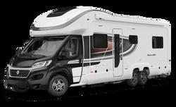 Swift KonTiki Motorhome I Coachbuilt Leisure Vehicles I Nuneaton I UK