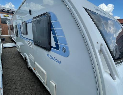LIV Sprite Alpine 4