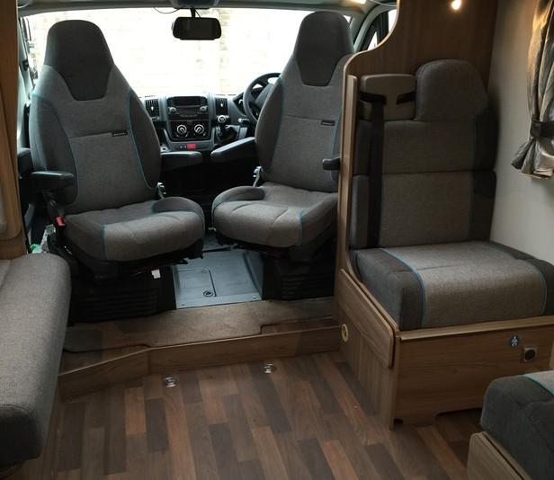 2015 LIV. Swift Esprit 496  I Wheelchair accessible motorhome I Coachbuilt I Nuneaton I UK