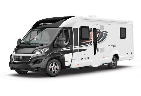 Swift KonTiki Sport 596 I Leisure Vehicles by Coachbuilt I Nuneaton I Warwickshire