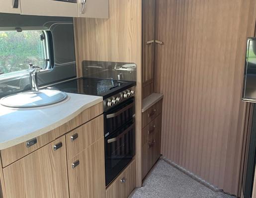 LIV Swift Challenger 645 I Wheelchair Accessible Caravan I Coachbuilt I Nuneaton I UK