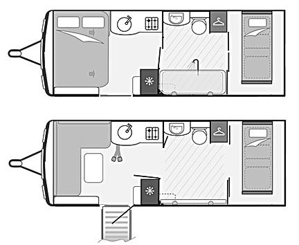 LIV. Swift Challenger X835 I Wheelchair Accessible Caravan I Coachbuilt I Warwickshire I UK