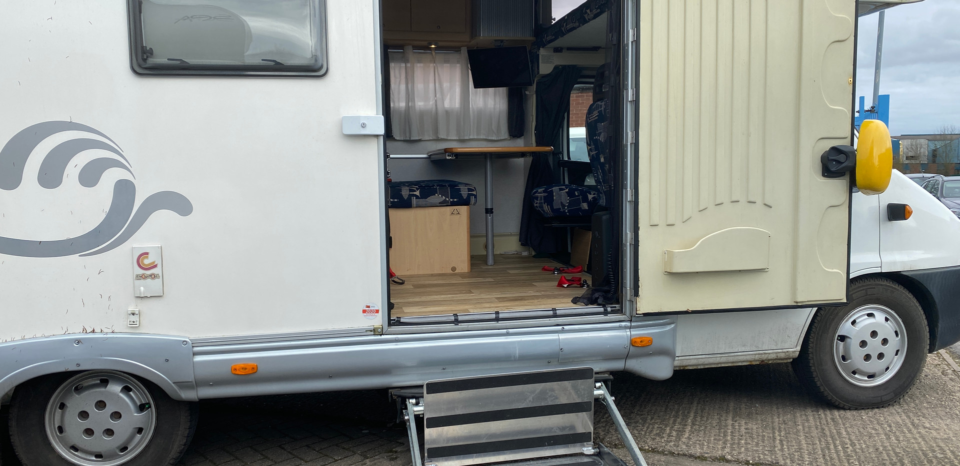 2006 SEA CPT Wheelchair Accessible Motorhome I Coachbuilt I Nuneaton I Warwickshire