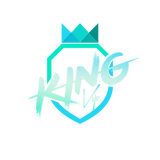 LOGO OFFICIAL KING VIP COLORFULL Turquois EFECT.png