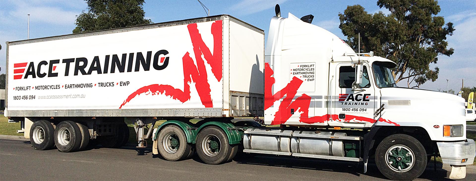Truck Licence Enrolment
