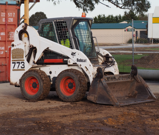 Frontend Loader - Skid Steer