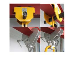 Girder Trolley & clamp