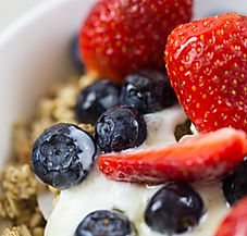 Yogurt with Fruit