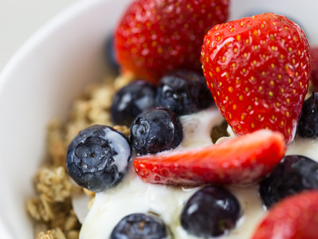 Oats & Berries | A Healthy Start To The Day