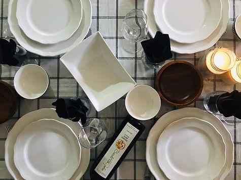 עריכת שולחן, סגנון קלאסי
