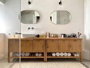 סימפל סטודיו, תכנון ועיצוב פנים, תכנון חדר רחצה