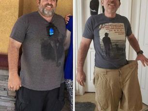 Robert: Down 110 lbs!