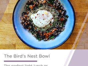 The Bird's Nest Bowl!