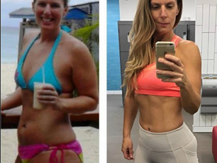 Bree: Fat burn and athletic build