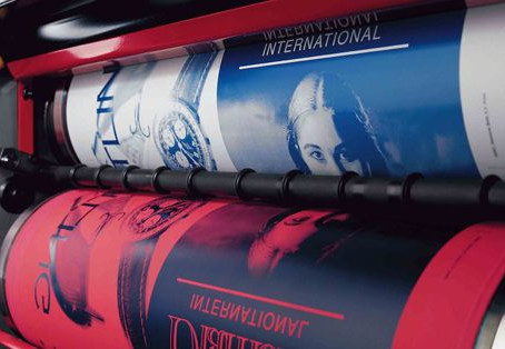 The Art of Offset Printing