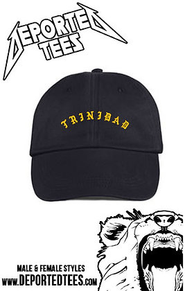 TRINIDAD NAME HAT