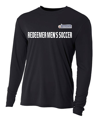 LONG SLEEVE WARM UP TSHIRT - RCCS