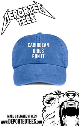 CARIBBEAN GIRLS RUN IT HAT