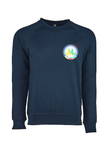 PULLOVER - NAVY - AUG