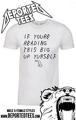 BIG UP YUHSELF