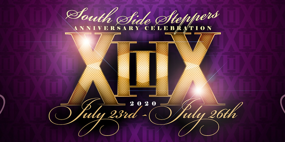 South Side Steppers 12th Anniversary