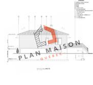 plan maison mirabel